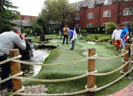 American Golf National Adventure Golf Championships on YouTube
