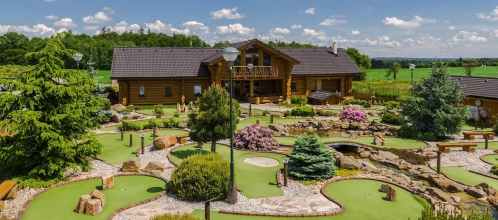 World Adventure Golf Masters Teeing Off in Czech Republic
