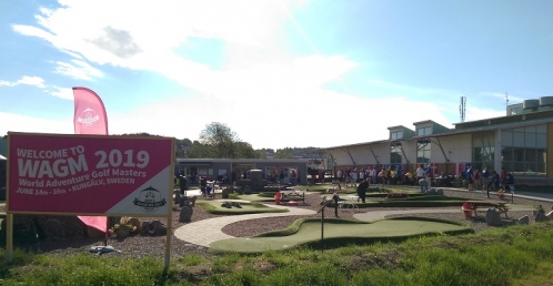 Sweden Again Has the Keys to the Adventure Golf Kingdom