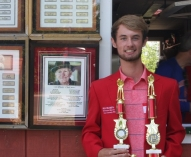 James Sullivan wins 2017 Red Putter Tournament