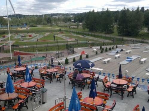 Lahti Minigolf