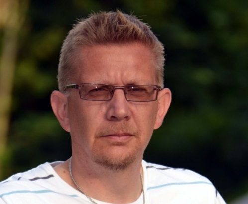 Lars Josefsson is the new head coach of the Swedish Oldtimers Team (Photo by Lars Josefsson 2012) - Lars_1_120704_211000