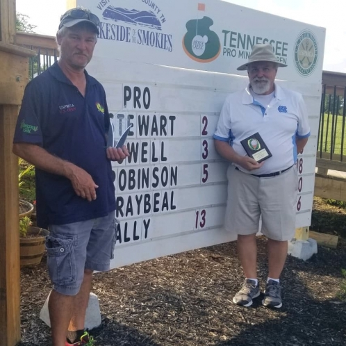 Stewart and Graybeal Find Success in Tennessee