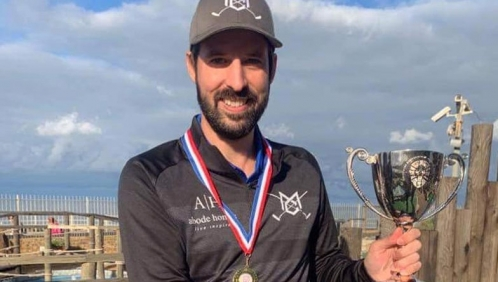 Chapman's victory at the BMGA Champs creates triple history