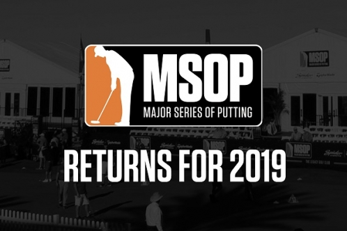 Major Series of Putting Locks in Its 2019 Championship and Tour
