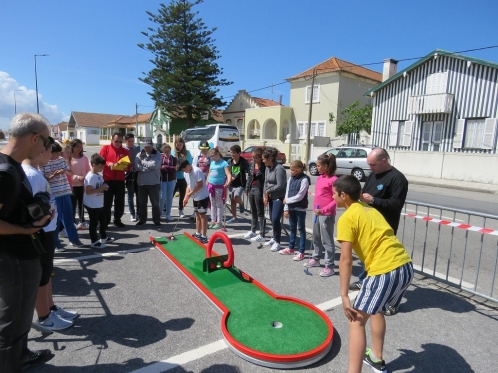 Costa Nova Minigolf Organized the Biggest Portuguese Minigolf Event