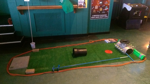 Miniature Golf and Bettering the Community - Part 4