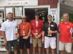 Nick Kraus Earns Red Jacket at Red Putter Tournament
