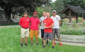 John O�Leary Wins 36th Farmington Miniature Golf Tournament