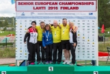 Sweden and Germany Atop 2016 Senior European Championships