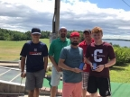 Ben Cassidy wins Maine MiniGolf Open at Tabers