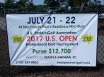 U.S. Open to be Held on July 21-22, 2017