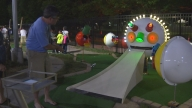 Miniature Golf as Art - Part 2